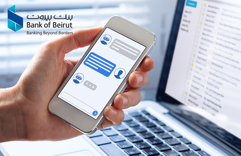 Netiks is proud to be the partner of Bank of Beirut in their Digital Banking successes!