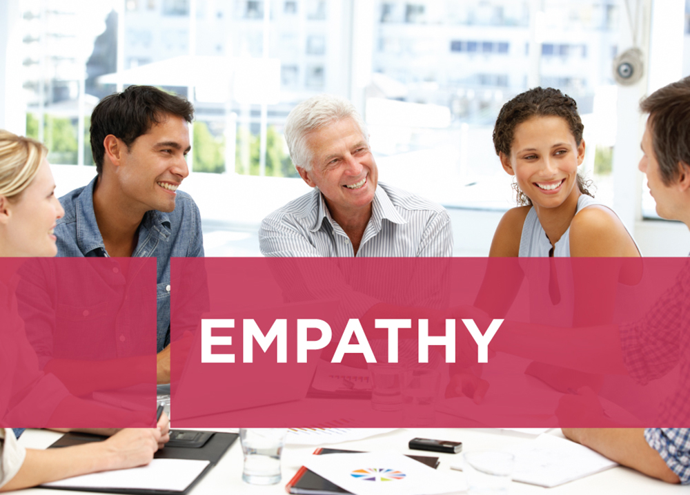 Netiks Values - Empathy