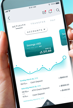 Mobile Banking UI UX Movie